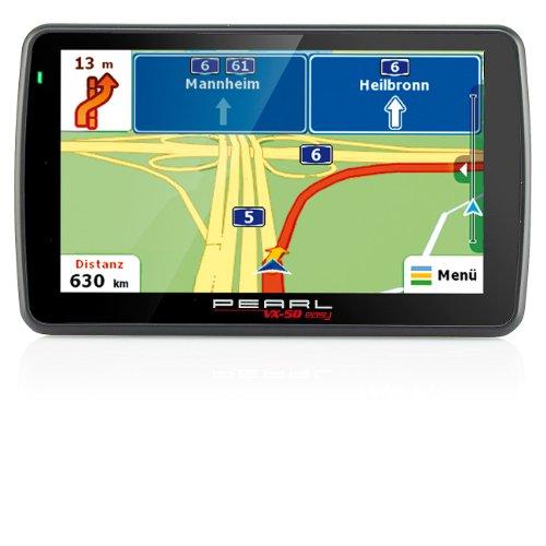 PEARL Navigationssystem VX-50 Easy mit Zentraleuropa