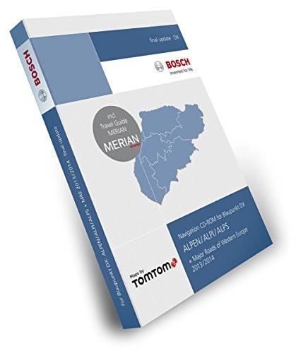 TomTom CD Alpen + MRE 2013/2014 für TP DX
