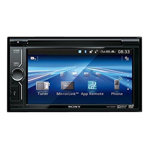 Sony XAV-602BT Highend 2DIN Moniceiver USB, Bluetooth, App-Remote 2.0, MirrorLink