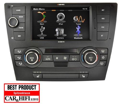 Zenec ZE-E3215 Navigationssystem  6.2 Zoll Display,starrer Monitor, 16:9,Kontinent