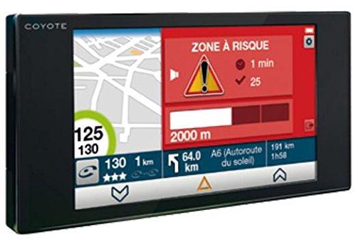 Coyote NAV V2 Navigationssystem  4.3 Zoll Display,starrer Monitor, 16:9,Kontinent
