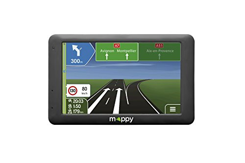MAPPY Dashcam mit Karte lebenslang schwarz