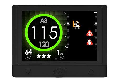 "8.128 cm 3.2 "" schermo, Bluetooth, micro-USB, 87.6 x 64.8 x 17 mm, 113 g, Nero"