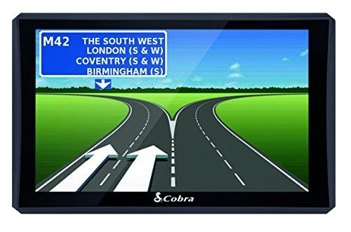 Snooper C8200 Navigationssystem  7 Zoll Display,starrer Monitor, 16:9,Kontinent