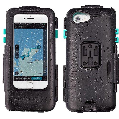 UltimateAddons wasserfeste Hülle mit 2,5 cm Balladapter für iPhone 67., iPhone 6 6s 7 4.7″