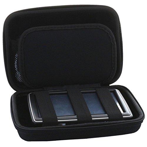 Universal Hardcase Navi Tasche für 7 Zoll 17,8cm Navigationsgeräte für Becker / Blaupunkt / Garmin GPS Modelle – Navitasche SLIM