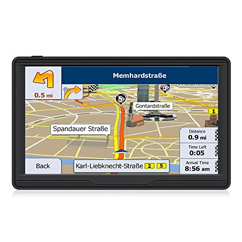 7 zoll 8g touchscreen auto navi mit gps navigation auch. Black Bedroom Furniture Sets. Home Design Ideas