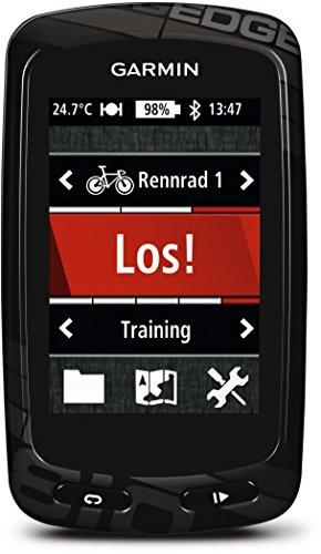 Garmin Edge 810 GPS Radcomputer ActiveRouting, Live-Tracking, Track-Navigation