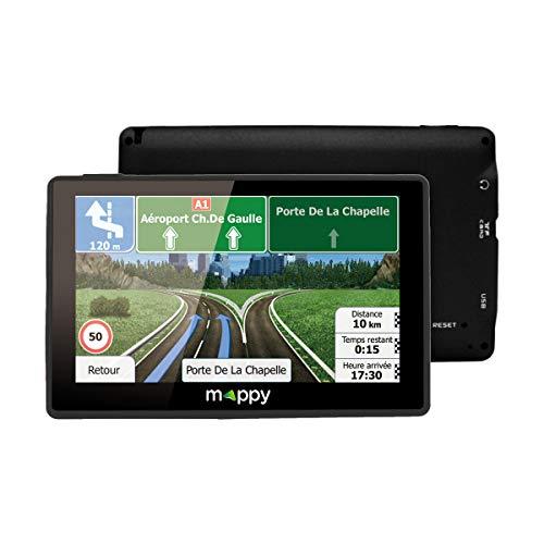 MAPPY Ulti E538GPS Navigationssystem Europa, 16: 9