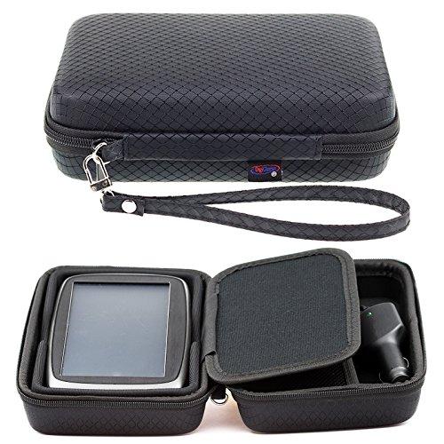 geeignet f/ür alle TomTom Navigationsger/äte, z.B. Start, Via, GO Basic, GO Essential, Rider, GO Professional, GO Camper TomTom Duales USB Auto-Schnellladeger/ät