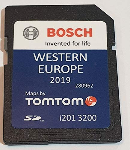 RNS 310 – SD Karte GPS Europe Ouest 2019 V11
