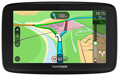 TomTom VIA 53 Navigationssystem Kontinent