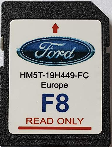 HM5T-19H449-FC – SD Karte GPS Ford Sync2 F8 Europe 2019