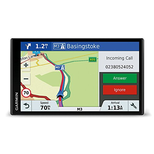 Garmin Drive Smart 61 LMT-S WE Navigationssystem Kontinent-Ausschnitt, 010-01681-2B