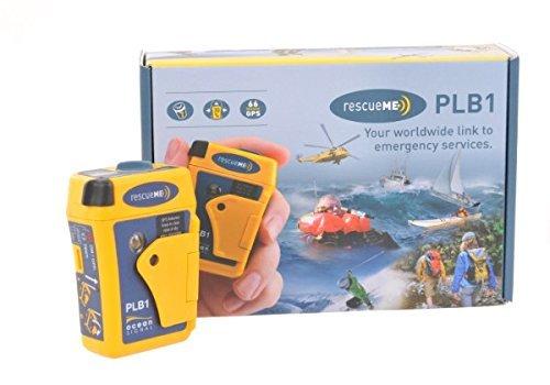 Programmiert für den Rest des Wortes  – Ocean Signal rescueME PLB1