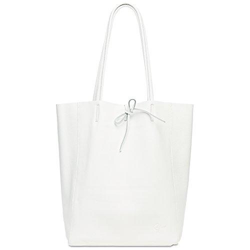 Top 6 Weiße Ordner – Damen-Shopper