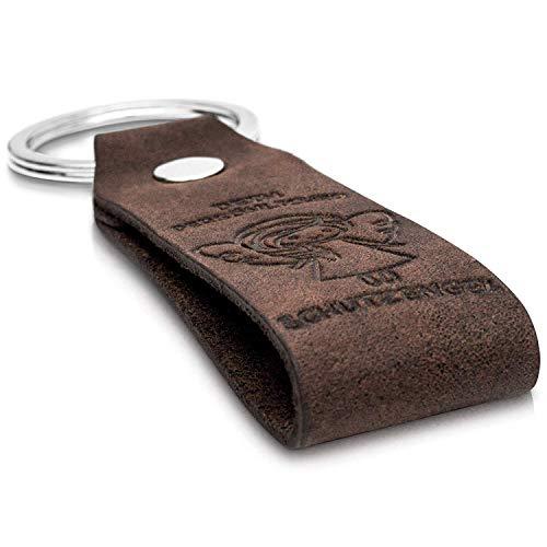 Top 10 Schlüsselanhänger Leder Schutzengel – Schlüsselanhänger für Herren