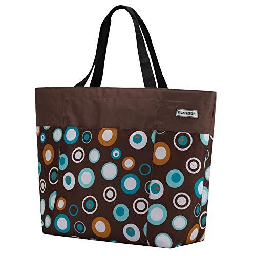 Top 9 Badetaschen Strandtaschen mit Reißverschluss – Damen-Shopper