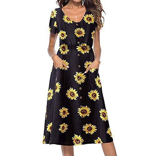 Top 9 Hippie Damen Kleid – Freizeitkleider für Damen