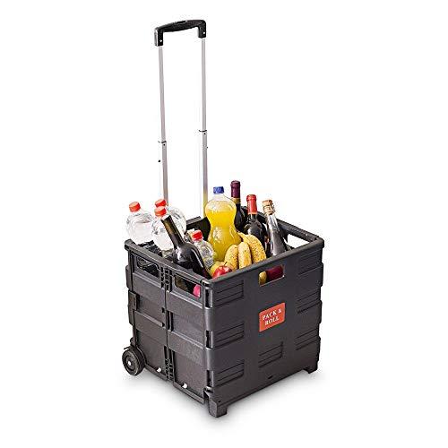Top 10 Pack Go Trolley – Einkaufstrolleys