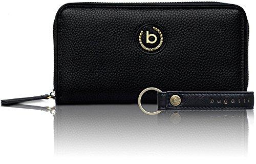 Top 10 Bugatti Damen Handtasche Leder – Damen-Geldbörsen