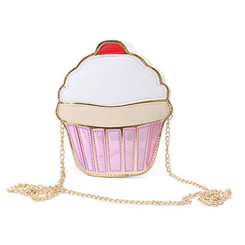 Top 9 Cupcake Tasche – Damen-Umhängetaschen