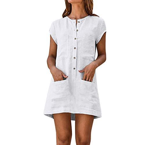 Top 9 Punkte Kleid Damen – Freizeitkleider für Damen