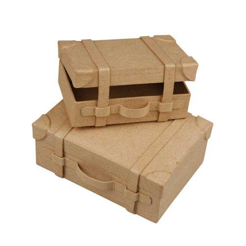 Top 9 Mini Koffer Geschenk – Papierbasteln
