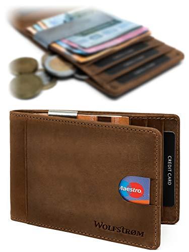 Top 10 Portemonnaie Herren RFID Blocker – Geldbörsen, Ausweis- & Kartenhüllen für Herren