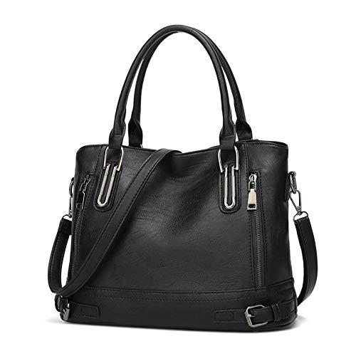 Top 10 Damen Handtasche Leder Henkeltasche – Damen-Schultertaschen