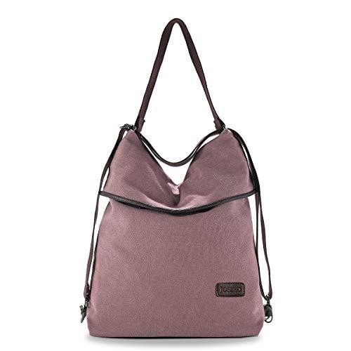 Top 10 Tasche Rucksack Damen 2 in 1 – Damen-Schultertaschen
