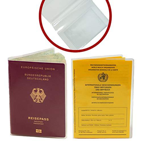 Top 9 Reisepasshülle Alter Reisepass Transparent – Reisepasshüllen