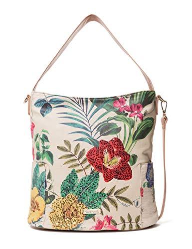 Top 9 Mini Tasche Weiß Damen floral – Damen-Schultertaschen