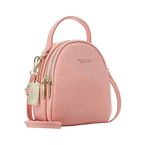 Top 10 Rosa Rucksack Damen Leder – Damen-Rucksackhandtaschen