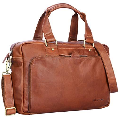 Top 7 Büffelleder Tasche Damen – Laptop-Schultertaschen