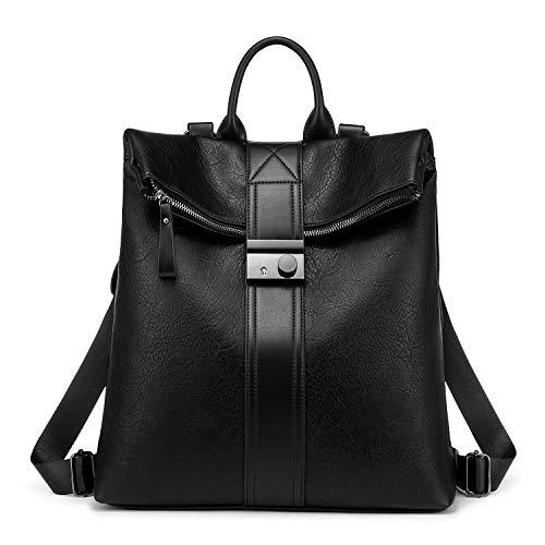 Top 9 Tasche Rucksack Damen 2 in 1 Leder – Damen-Rucksackhandtaschen