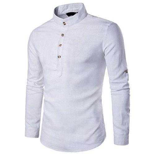 Top 9 Tshirt Weiß Herren – Stockschirme