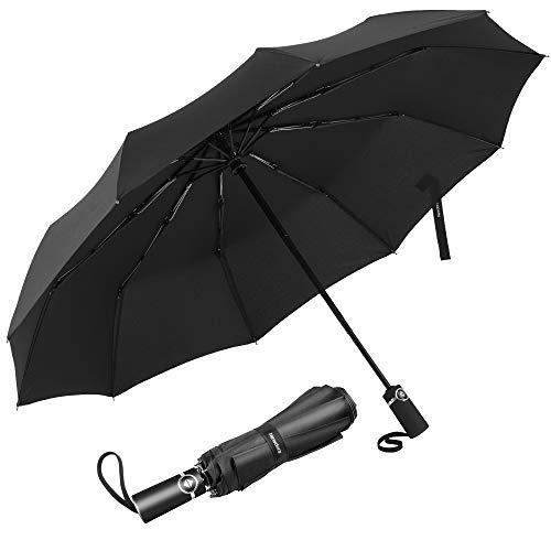 Top 10 Newdora Regenschirm Taschenschirm Windproof – Golfzubehör & Geräte