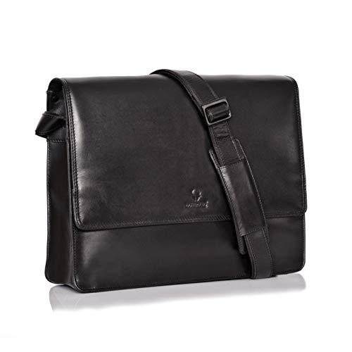 Top 9 Messanger Tasche Damen Schwarz – Laptop-Schultertaschen