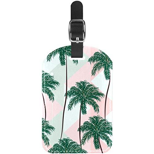 Top 10 Gepäckanhänger Palme – Koffer- & Taschenanhänger