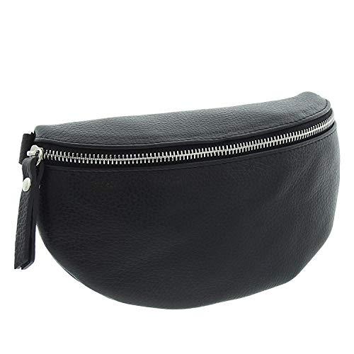 Top 10 Bauchtasche Schwarz Leder Damen – Mode-Hüfttaschen