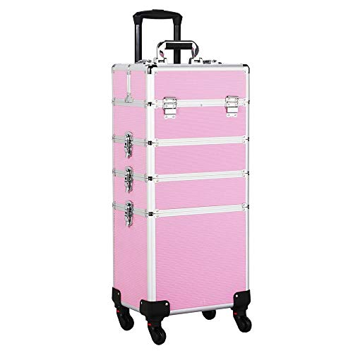 Top 10 Kosmetikkoffer Pink groß – Kosmetikkoffer