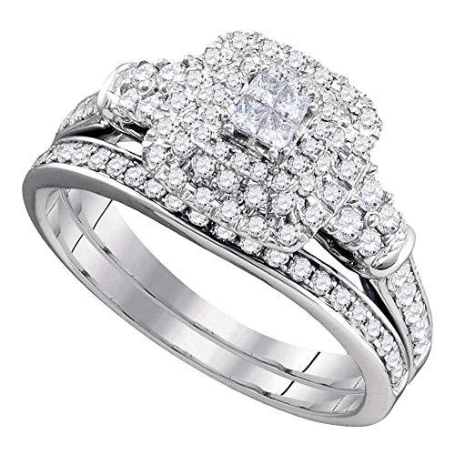 Top 10 Verlobungsring Weißgold – Ringe für Damen