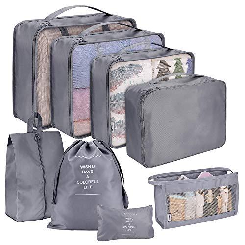 Top 10 Aufbewahrungsbeutel für Kleidung – Kofferorganizer