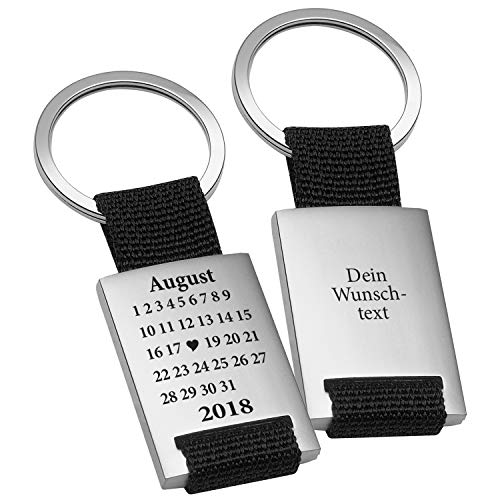 Top 10 Schlüsselanhänger Jahrestag – Schlüsselanhänger für Damen