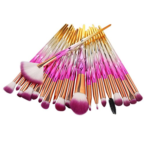 Top 10 Make up Pinsel Set – Kosmetikkoffer