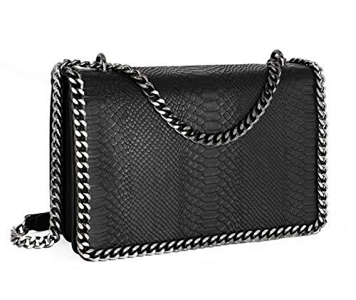 Top 8 Chanel Handtasche Damen Schwarz – Damen-Umhängetaschen