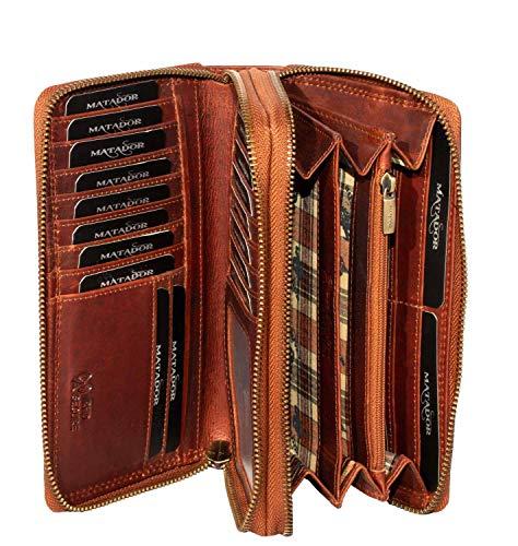 Top 10 Brieftasche Damen Groß – Damen-Geldbörsen