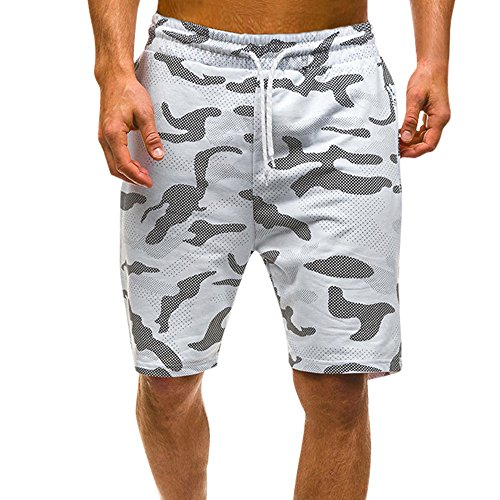 Top 5 Shorts Camouflage Herren – Turnbeutel